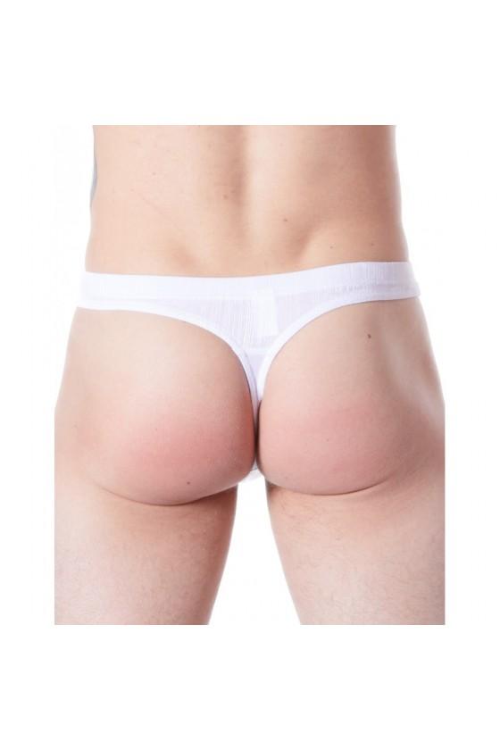 String blanc confortable élégant