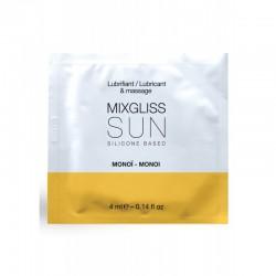Dosette Lubrifiant Silicone Monoï - 4ml