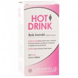 Hotdrink pour femme bois bandé 250ml