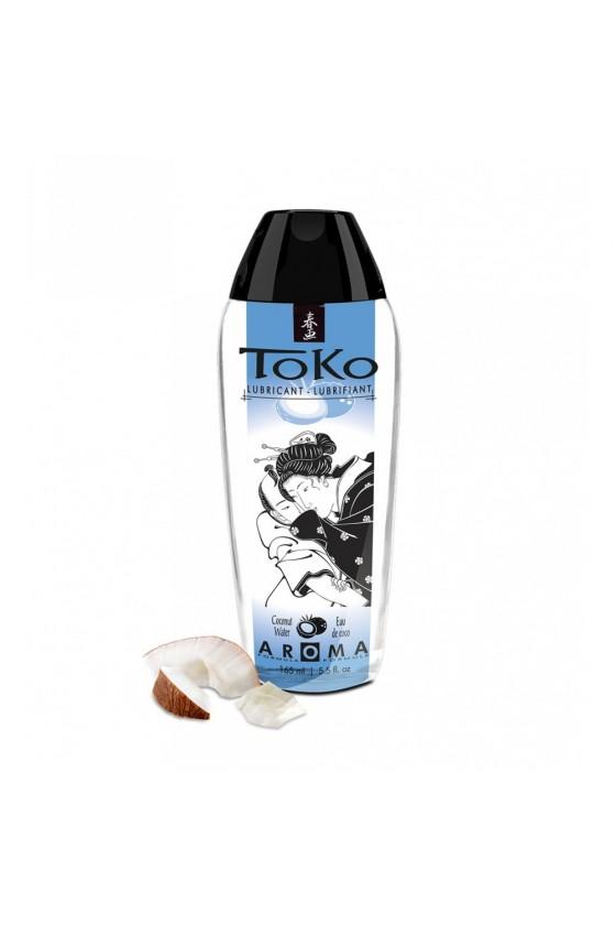 Lubrifiant lêchable eau de coco 165ml