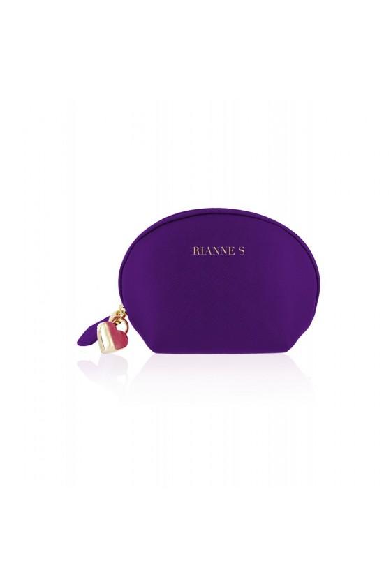 Trousse cosmétique et œuf vibrant vibrante USB - E27845