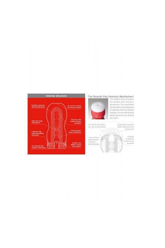 Stimulateur de fellation effet froid - E23857
