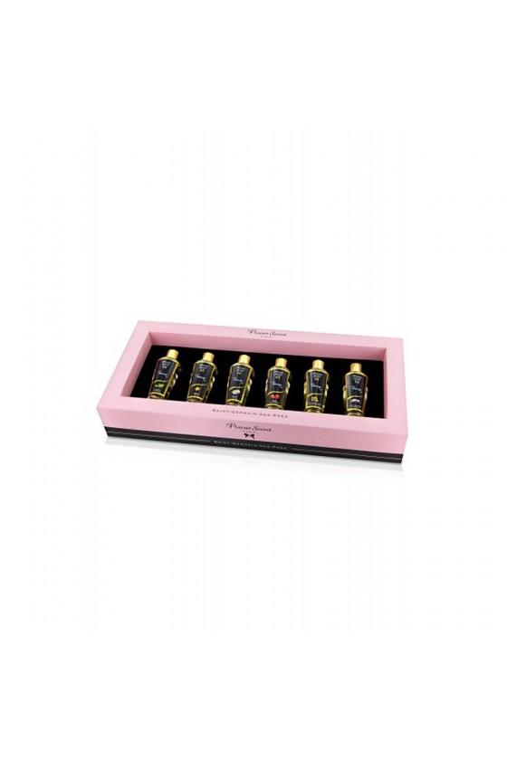 Coffret 6 huiles de massage - CC826076
