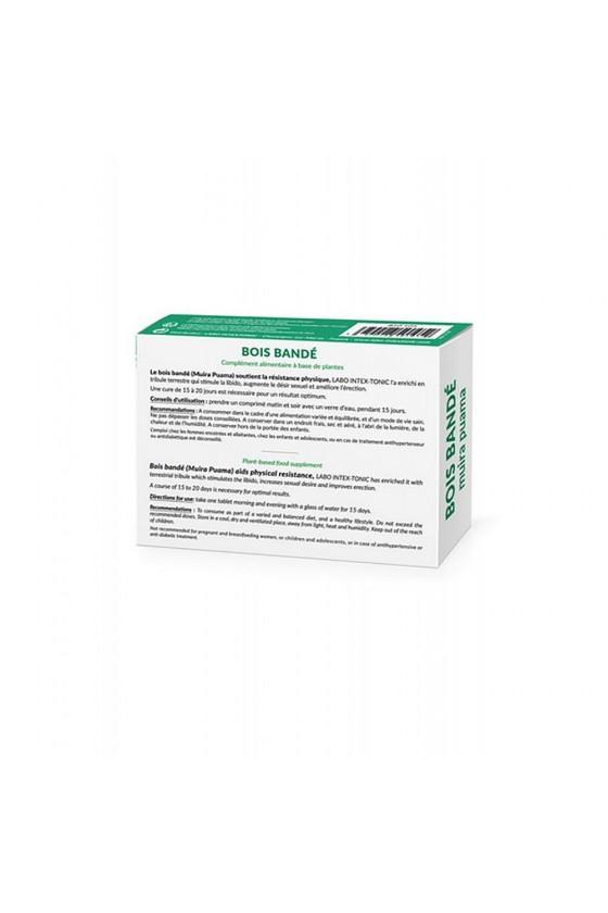 Bois bandé boite de 30 comprimés - CC850105