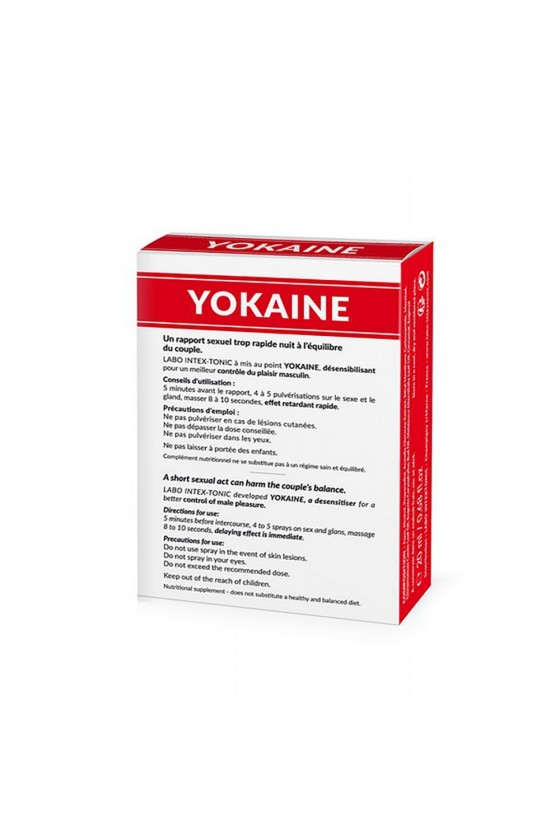 Spray retardant Yokaine pour homme 20ml - CC800391