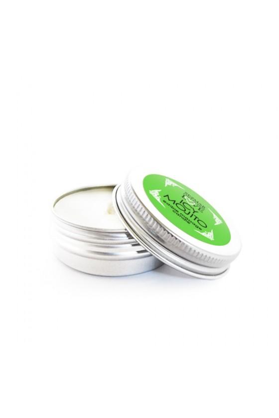 Mini Bougie de massage mojito 30ml - SEZ074