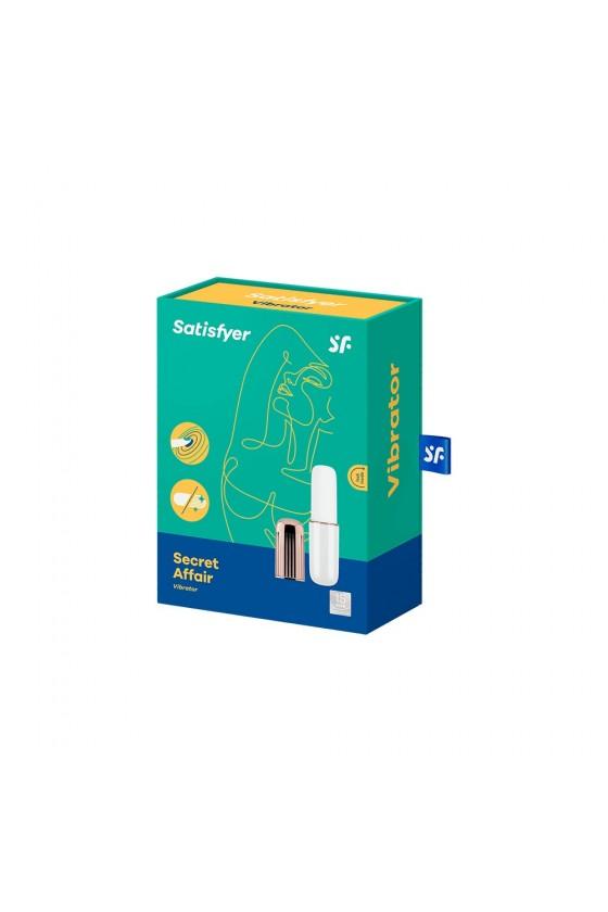 Stimulateur clitorien et vaginal USB Secret Affair Satisfyer - CC597197