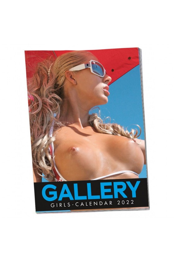 Calendrier Femme Sexy Gallery 2022  - R180785