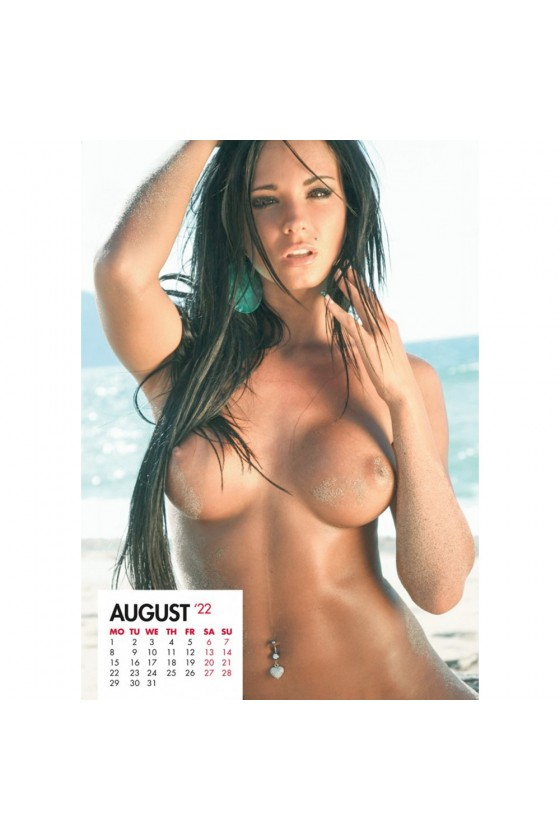 Calendrier Sexy 2022 Pin Up Soft - R180050
