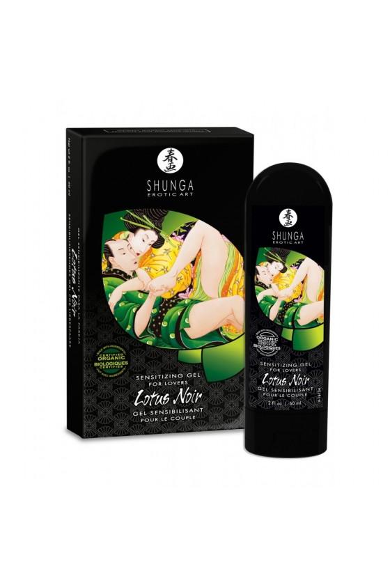 Gel sensibilisant de couple Lotus Noir 60ml