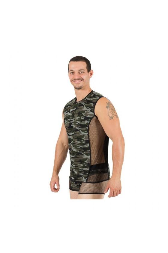 V-Shirt Military